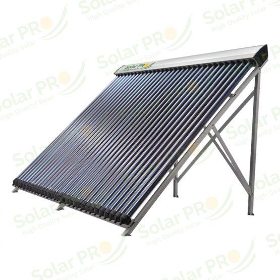 panou colector solar presurizat separat tuburi vidate heat pipe